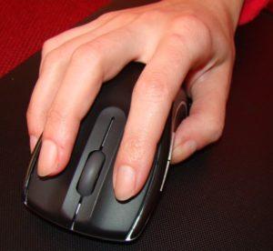 manipuler la souris