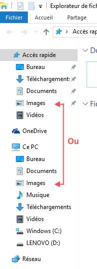 Comment créer un dossier sur PC