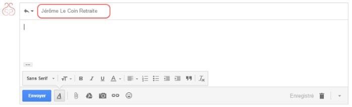adresse mail réponse