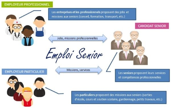 senior emploi