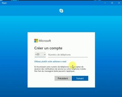 comment utiliser Skype